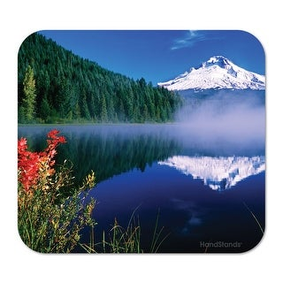Deluxe Mouse Mat- Mountain Scene