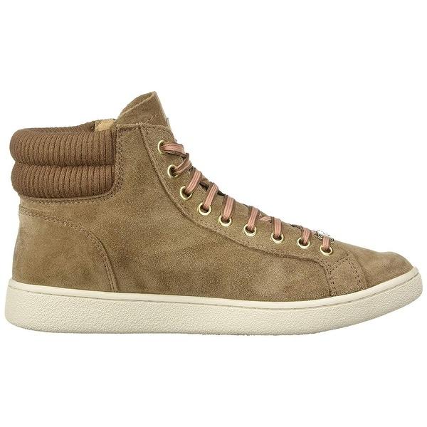 Shop UGG Women's W Olive Sneaker