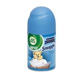 Air Wick 6233882314 Snuggle Freshmatic Air Freshener Refill, Fresh Linen, 6.17 Oz