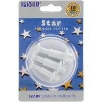 Plunger Cutters 3/Pkg-Star