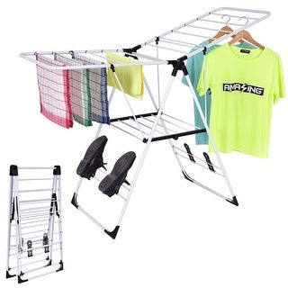 search prod towel three rack noneimg happydeal src portable hanger cndirect folding com stand drying laundry dryer tiers