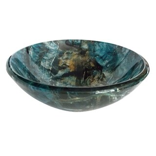 Eden Bath Cliffside Glass Vessel Sink