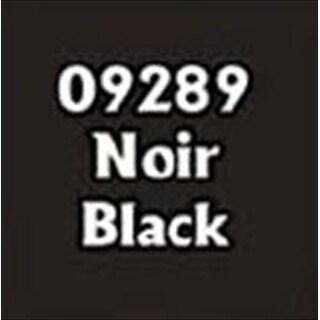 Reaper Miniatures 9289 Master Series Paint, Noir Black