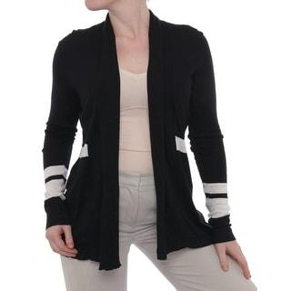Cullen Long Sleeve Open Front Cardigan Women Regular Sweater