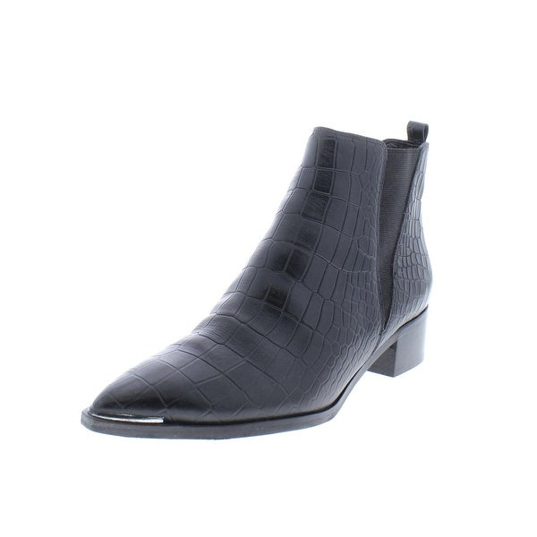 Marc Fisher Womens Yale Chelsea Boots Pointed Toe