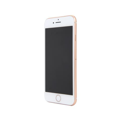 Apple iPhone 8 Gold - Fully Unlocked Certified Refurbished Phone