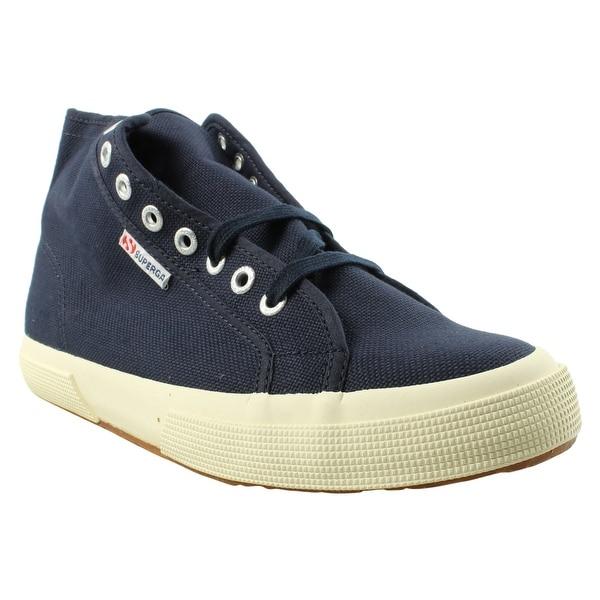 free shipping 55adb 0dc05 Shop Superga Mens Cotu Navy Fashion Shoes Size 8 - Free ...