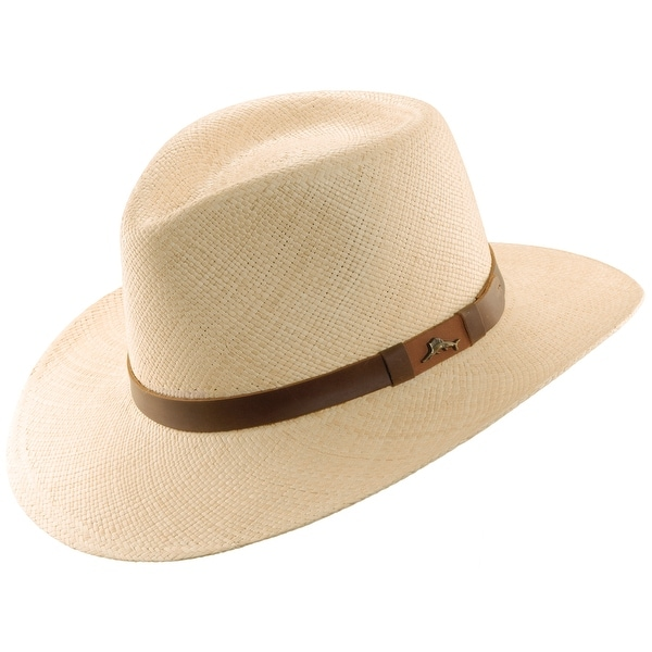 Tommy Bahama Handwoven Panama Safari Hat