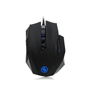 Iogear Gme630 Kaliber Gaming Symmetre Ambidextrous Gaming Mouse