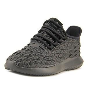 Adidas Tubular Shadow Youth  Round Toe Synthetic Black Tennis Shoe