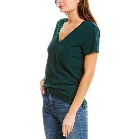 Madewell Whisper Pocket T-Shirt - GR7770-SMOKY SPRUCE