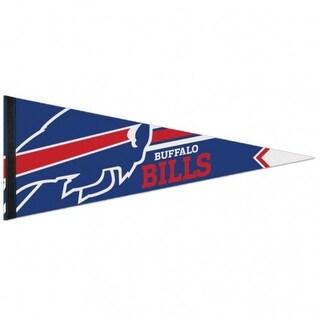 Buffalo Bills Pennant 12x30 Premium Style