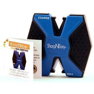 Fortune 334CD Sharp-N-Easy 2-Step Knife Sharpener