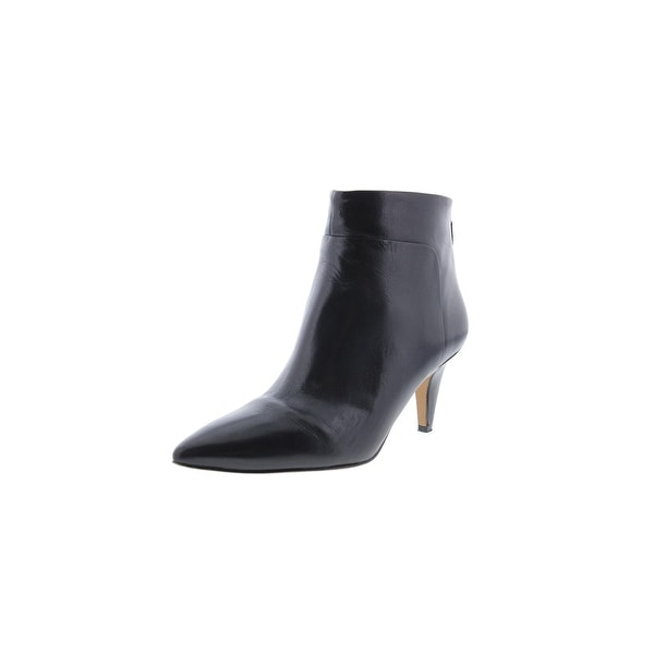 Nine West Womens Jinxie Ankle Boots Solid Pointed Toe - 6.5 medium (b,m)