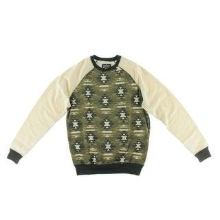 Company 81 Mens Military Fleece Sweatshirt