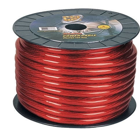 4 Gauge Power.Ground Cables