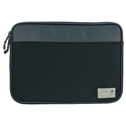 HEX Durable Padded Sleeve Case for Microsoft Surface Book or 15 Laptop Black