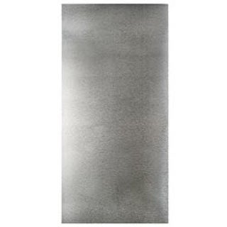 "Silver - Magnetic Steel Sheet 12""X24"""