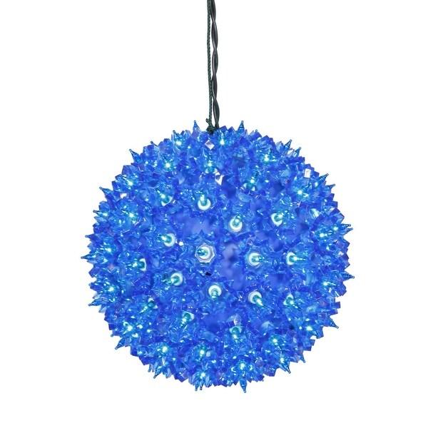 "100Lt x 7.5"" Blue Starlight Sphere"