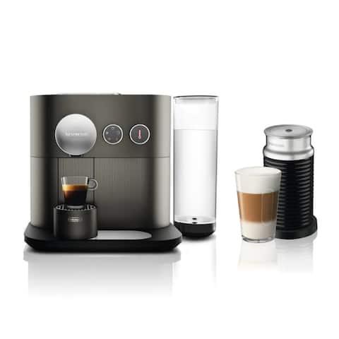 Nespresso Expert Original Espresso Machine with Aeroccino Bundle