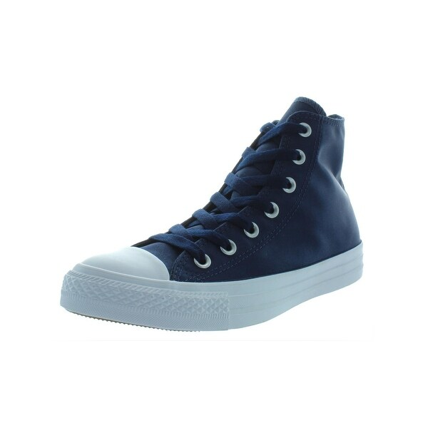 d09853ec554a Shop Converse Womens Chuck Taylor All Star Casual Shoes Satin High ...