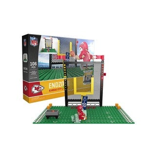 Kansas City NFL OYO Sports Endzone Set - Multi