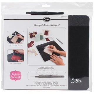 "Sizzix Stamper's Secret Weapon 12""X10.5""X.5""-"