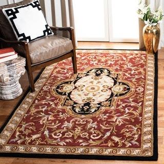 Link to SAFAVIEH Handmade Classic Hazelle Traditional Oriental Wool Rug Similar Items in Garage & Automotive