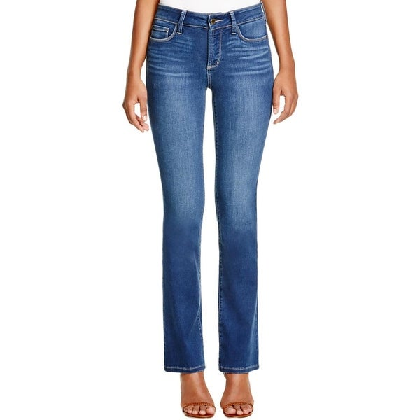 396782ada9e Shop NYDJ Womens Barbara Bootcut Jeans Denim Lift Tuck Technology - Free  Shipping On Orders Over  45 - Overstock - 17746824