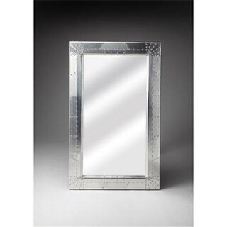 BUTLER 5118330 Wall Mirror, Industrial Chic Finish
