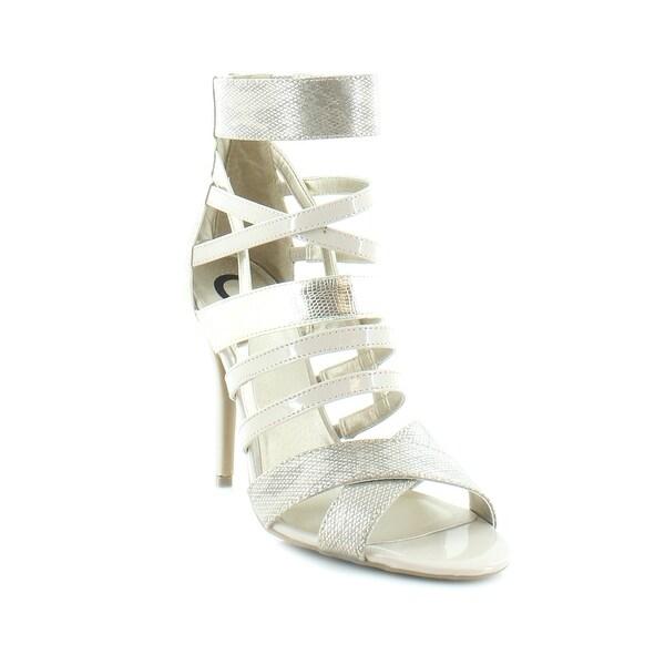 Guess Ayana Women's Heels Gold