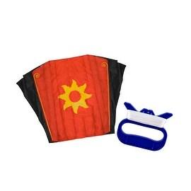 Sled Kite with Sun Design