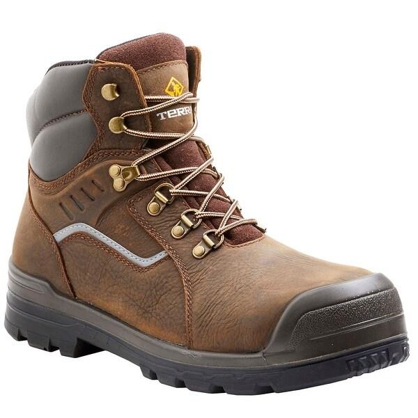 b50a8bea98c Shop Terra Mens Condor 6 Inch Work/Duty Boots Boots - Free Shipping ...