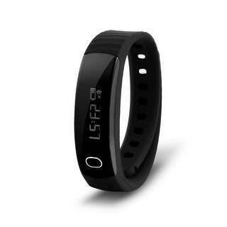 Smartband H8 Sleep Monitor Fitness Smart Bracelet Black for Android 4.3 IOS 7.0