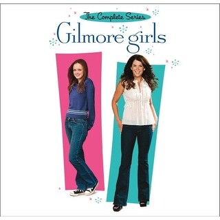 Gilmore Girls: Complete Series [DVD]
