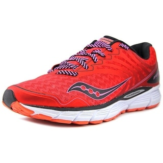 Saucony Breakthru 2 Women Round Toe Synthetic Red Running Shoe