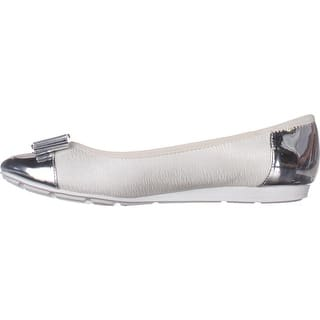 6cc20a8d737 Anne Klein Womens Aricia Closed Toe Ballet Flats. 2-Day Delivery