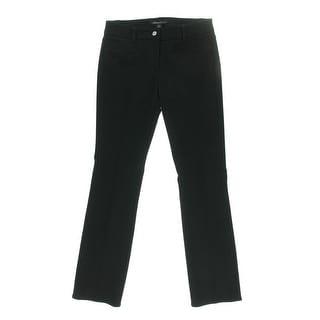 Kenneth Cole Womens Valerie Slim Leg Stretch Dress Pants - 0