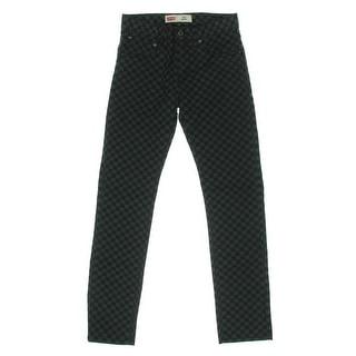 Levi's Boys 510 Slim Fit Skinny Jeans - 16