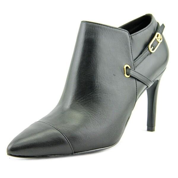 Cole Haan Yasmine Shootie Women Black Boots