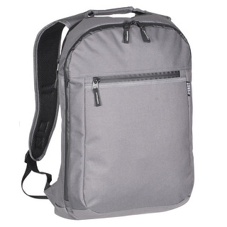 Everest Slim Laptop Backback Bag - Black