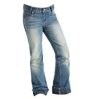 Cruel Girl Western Denim Jeans Girls Hadley Slim CB22561001