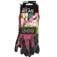 Showa 341RDL-09.RT Atlas 341 Advanced Grip Work Gloves, Large
