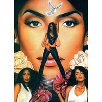''More Than a Woman'' by Jerome Brown African American Art Print (36 x 24 in.)
