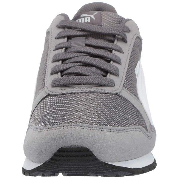 puma st runner v2 mesh sneaker unisex