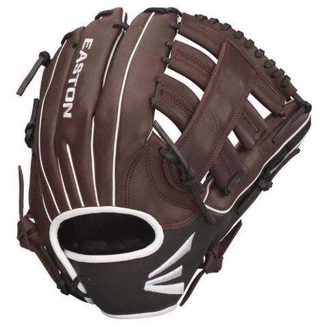 "Easton El Jefe Series Slowpitch Softball 12.5"" Glove Mitt Fielding EJ1250SP RHT"