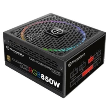 Thermaltake Power Supply PS-TPG-0850FPCGUS-R ToughPower Grand RGB 850W 80+ Gold 12V Retail - Pictured