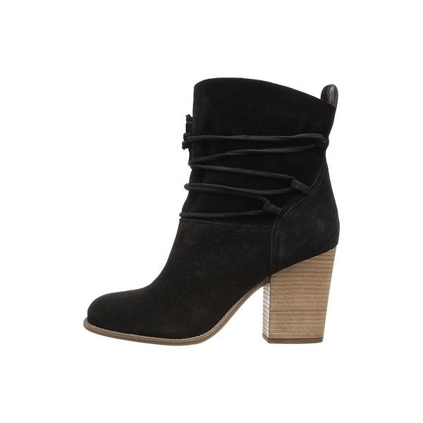 Jessica Simpson Womens Satu Closed Toe Ankle Fashion Boots