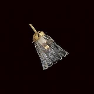 Minka Lavery 2558 Clear Glass Shade