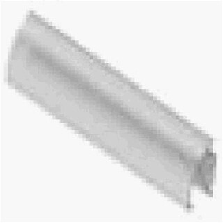 R16-250-2 100 Pack 2 in. Clear Wire Label Holder